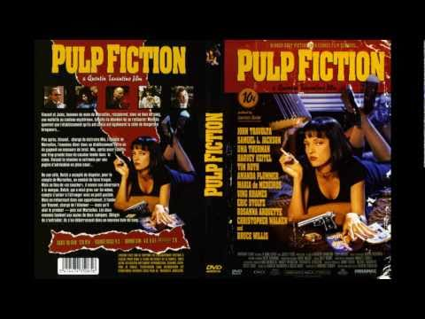 Pulp Fiction Soundtrack - You Never Can Tell (1964) - Chuck Berry - (Track 9) - HD