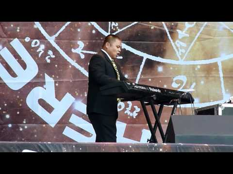 Richard Cheese - 'People = Shit' Live at Sonisphere Festival UK 2011