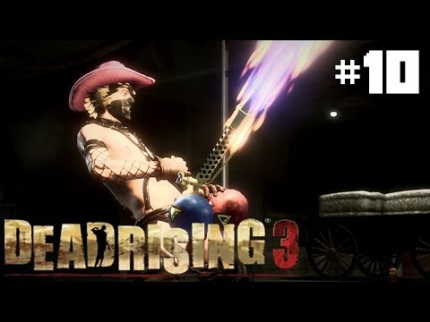 XXX Porn Shop Boss! (Dead Rising 3 Part #10)