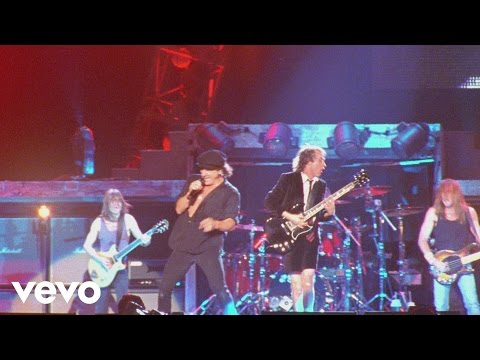 AC/DC - Hard As A Rock (Plaza De Toros De Las Ventas 1996)