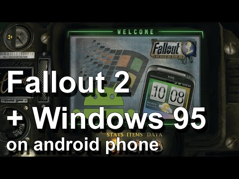 Fallout Windows Mobile