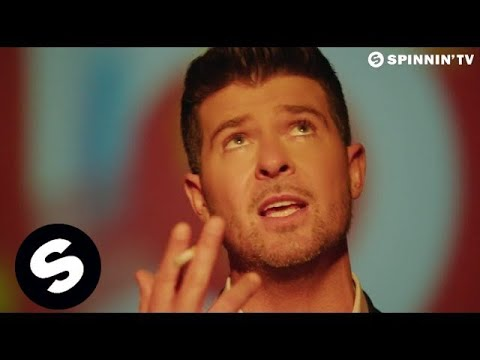 Robin Thicke - Feel Good (Oliver Heldens Remix) (OUT NOW)