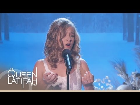 Jackie Evancho - Oh Holy Night - Christmas 2013 QL