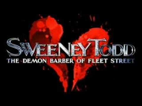 Sweeney Todd Soundtrack - A little Priest (Full Song)
