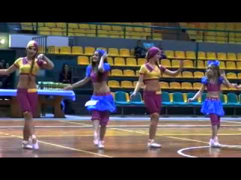 Belly Dance. Буратино.