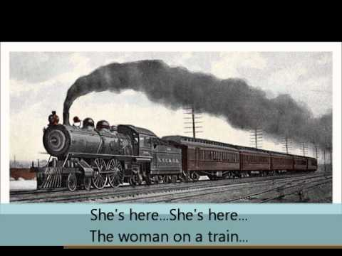 The Fixx: Woman on a Train [With lyrics]