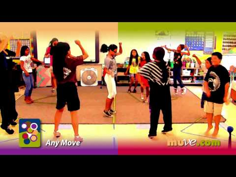 Spontaneous School Dance Party for Kids - Free Dance Exercises Game Online