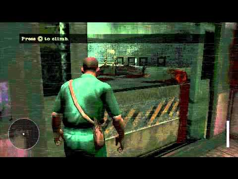 [PSP] Manhunt 2 Gameplay