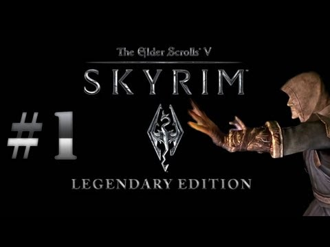 Skyrim - Legendary Edition #1 - Путь Мага