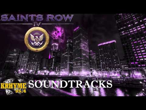 [Soundtracks] Saints Row IV - KRhyme FM - MGK ft. Cassie - Warning Shot (HQ)