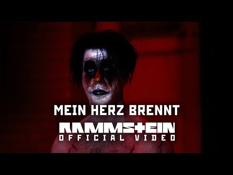 Rammstein - Mein Herz Brennt, Piano Version (Official Video)