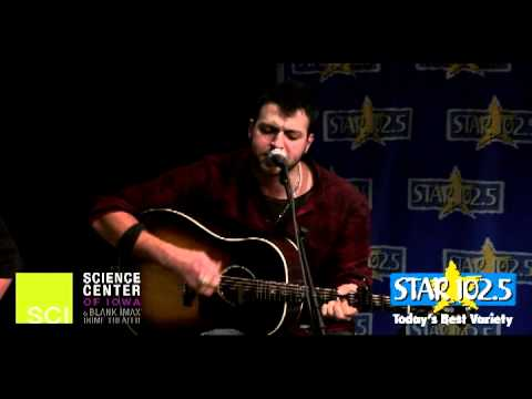 Ryan Star - Brand New Day (Live at the STAR 102.5 Acoustic Lounge)