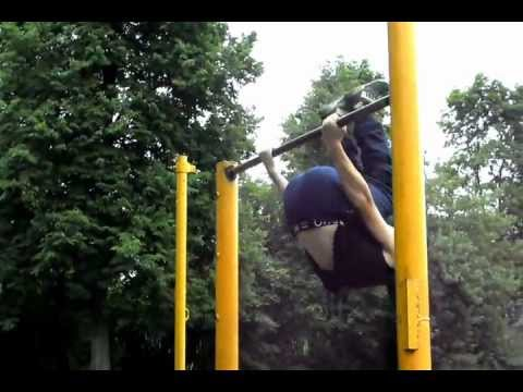 Pavilnys street workout 2012