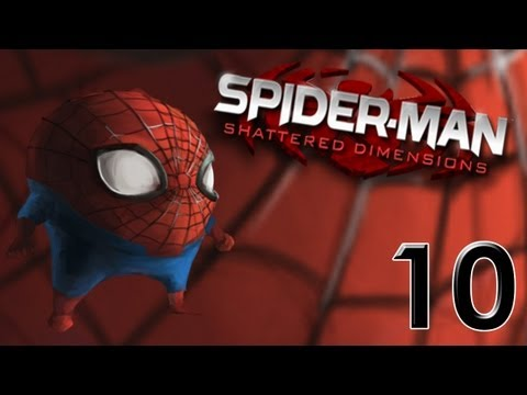 Прохождение Spider-Man: Shattered Dimensions - #10