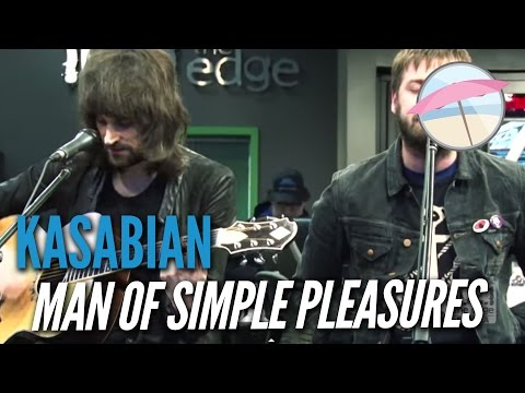 Kasabian - Man of Simple Pleasures (Live at the Edge)