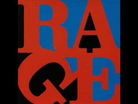 Rage against the machine How I could just kill a Man