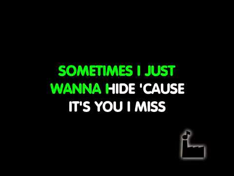 Christina Aguilera - Hurt Instrumental/Karaoke/Lyrics