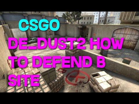 CS:GO | 1v3 Dust2 B Defense