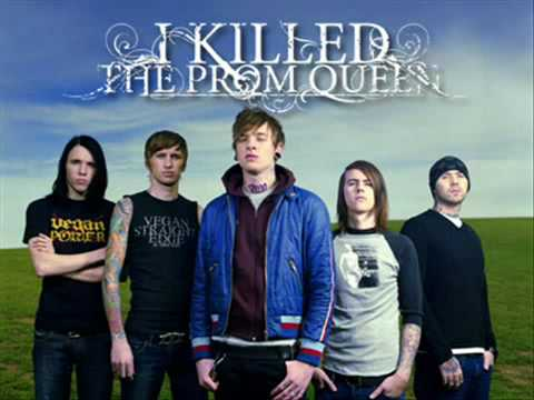 I Killed the Prom Queen - Bet It All On Black.mp4