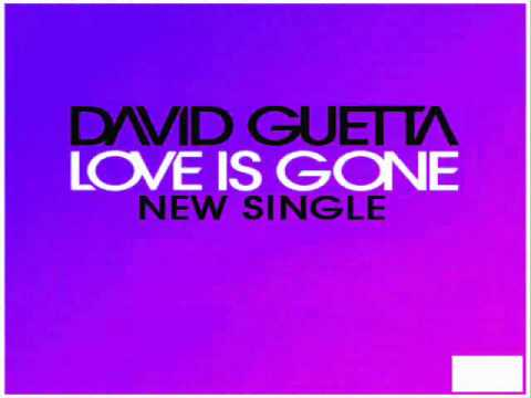 David Guetta @ Love is gone (REMIX)