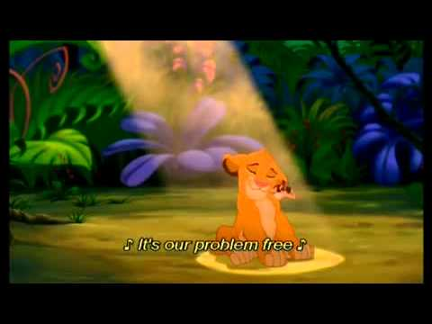 Top 55 Disney Songs 44th Place Hakuna Matata The Lion King Read Description