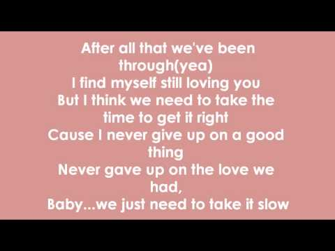 Jennifer Lopez-Loving You (lyrics)