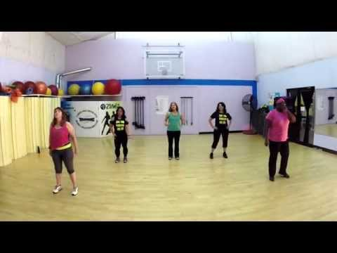 "Maroon 5 "" ANIMALS"" Dance Fitness (HD playback)"