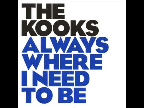 The Kooks Always Where I Need To Be Instrumental