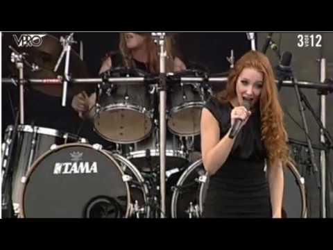 Epica Live at Pinkpop - Blank Infinity (Live)