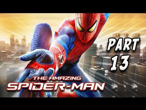 The Amazing Spider-Man Walkthrough - Part 13 [Chapter 6] The Cure Let's Play