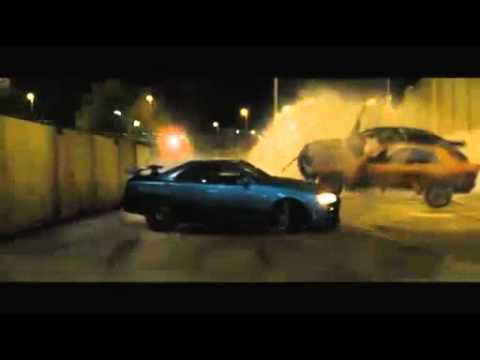 Fast And Furious 4 - Crank That Rmx