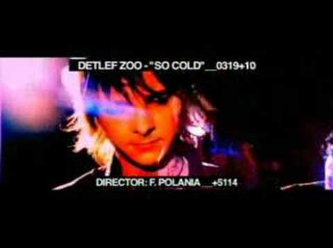 Detlef Zoo So Cold Official Video