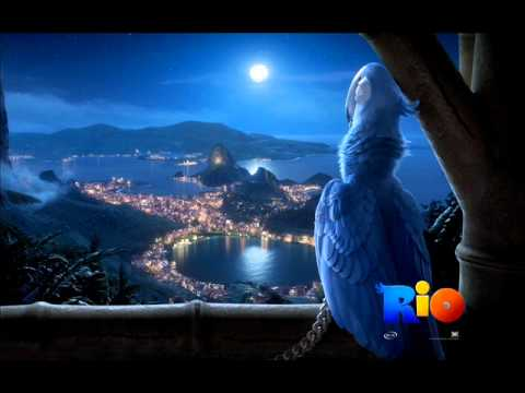 RIO Movie Soundtrack 06 - Carlinhos Brown - Ararinha / Fly Love (portuguese)