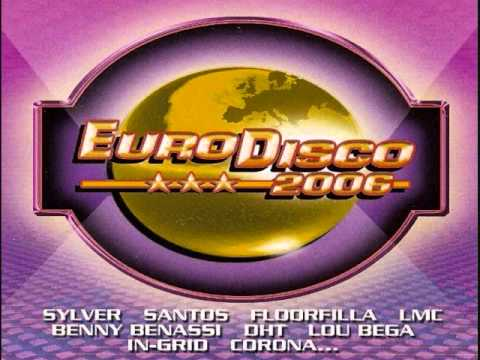 4.- DOING TIME FEATURING. IN-GRID - I Was A Ye Ye Girl(EURODISCO 2006) CD-2