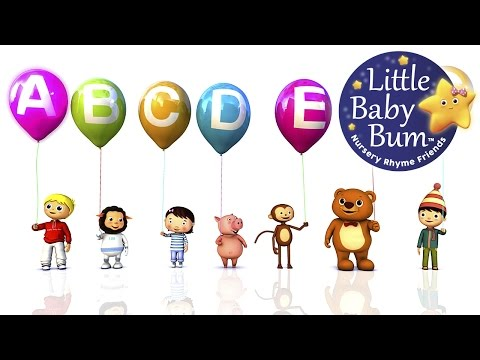 ABC Song | Alphabet Song | A to Z for Children | 3D Animation from LittleBabyBum