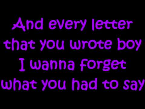 Kelly Rowland - Broken [Lyrics]