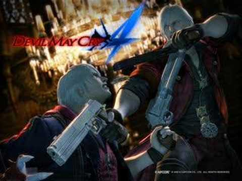 Devil May Cry 4: Shall Never Surrender