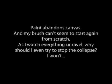 Alesana - The Artist Lyrics