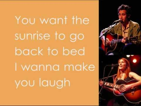 Paperweight - Joshua Radin & Schuyler Fisk (Lyrics) [Dear John Soundtrack]