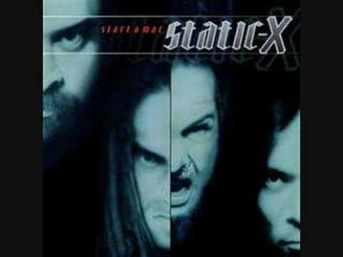Static-X The Enemy(Full Length)