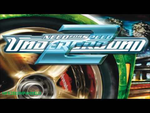 Need For Speed underground 2 ( Black Betty - Spiderbait )