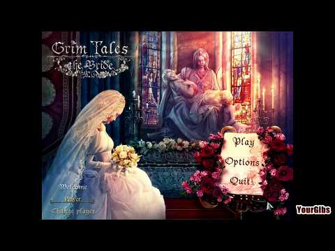 Let's Play ♦ Grim Tales: The Bride [01] Walkthrough - Chapter 1 - The Ring 1/3 - Start - Part 1