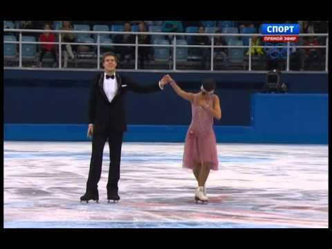 Elena ILINYKH Nikita KATSALAPOV 2014 SD Russian Nationals