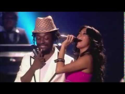 Nicole Scherzinger ft. Will.i.am - Baby Love (Live at The EMAs 2007)