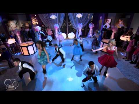 Shake It Up - Sweet 16 It Up Song - Official Disney Channel UK HD