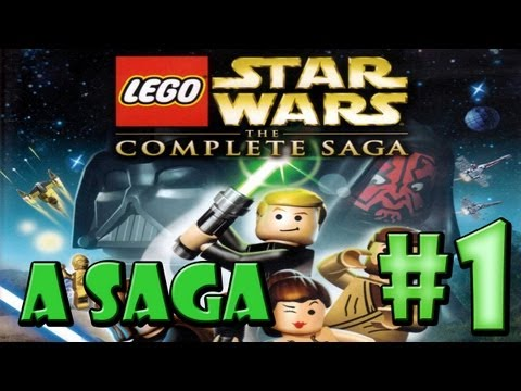 Lego Star Wars The Complete Saga-Parte 1-Negotiations