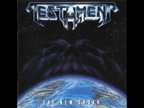 Testament - Disciples Of The Watch