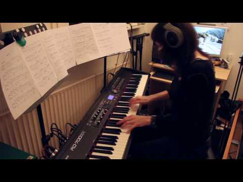 Slipknot - Snuff - piano cover, version 2 [HD]