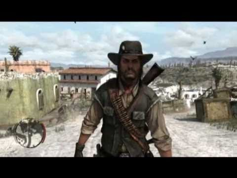 (Red Dead Redemption) The Man Comes Around - Johnny Cash
