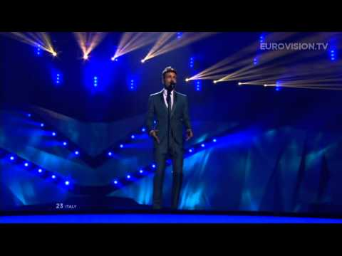 Marco Mengoni - L'Essenziale (Italy) - LIVE - 2013 Grand Final